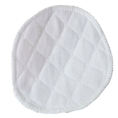 20 pcs Ultra Comfort Breast Pads Washable Extra absorbent cotton Baby, White SA