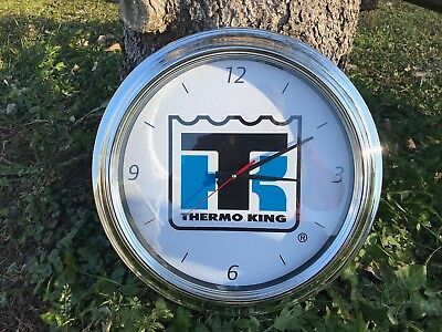 Thermo King Clock Rare