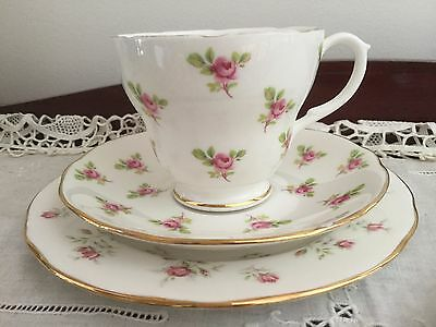 Mixed Vintage - ''duchess''  - Cup / Saucer / Plate Trio