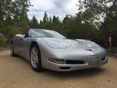 1999 Chevrolet Corvette Base Convertible 2-Door convertible free shipping warranty clean automatic cheap financing