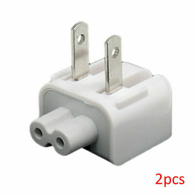 Apple Magsafe AC Power Adapter Charger US & CAN Replacement Wall Plug Duckhead