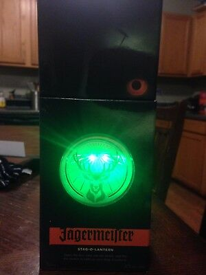 Jagermeister Stag-O-Lantern Light Up Box - Box only