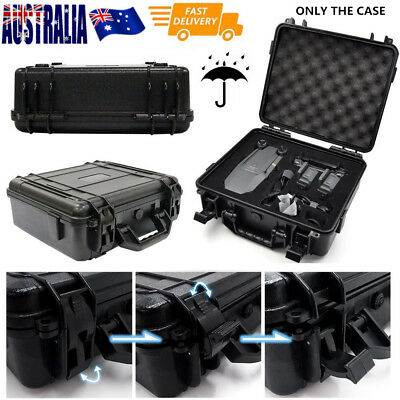 DJI Mavic Pro Waterproof Hard Compact Carrying Case Storage Accessories Black