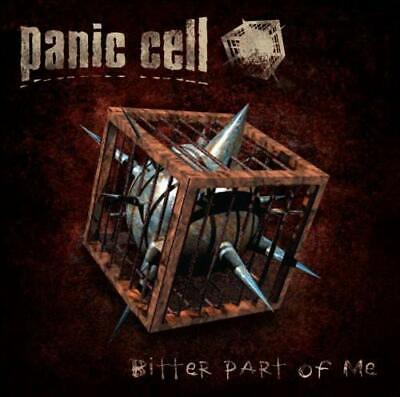 Panic Cell - Bitter Part Of Me - Panic Cell CD 72VG The Cheap Fast Free Post The
