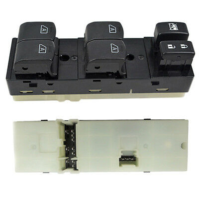 For Infiniti G35 G37 G25 Q40 Front Left Master Power Window Switch #25401-JK42E