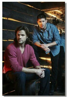 Poster Supernatural New Season 9 8 7 Room Club Art Wall Cloth Print  222