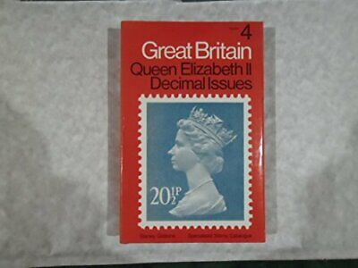 Great Britain Specialised Stamp Catalogue: Queen... by Gibbons, Stanley Hardback