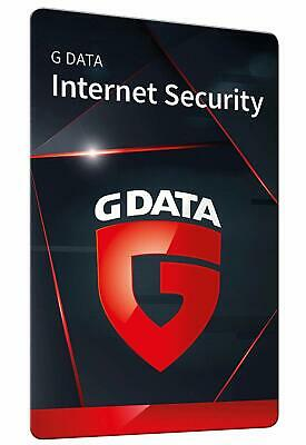 G DATA Internet Security 2020 1 PC - 1 Jahr (365 Tage) GDATA Vollversion
