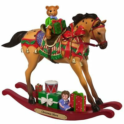 Trail Of Painted Ponies Christmas Morn (Morning) Rocking Horse Pony 4058168