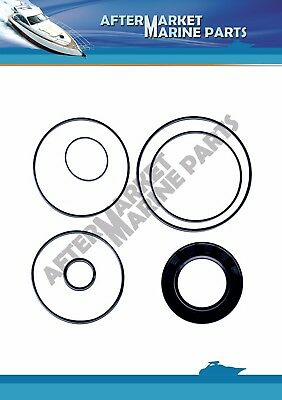 U-joint seal kit for Volvo Penta with 839253 AQ290, SP-A, SP-C, DP-A, DP-C, DP-D