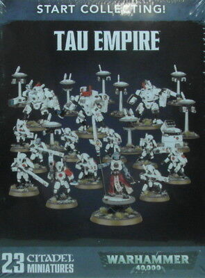 Warhammer 40,000 - Start Collecting! Tau Empire (70-56)