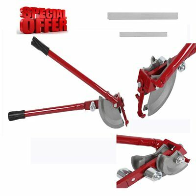 Pipe Bender Heavy Duty 15-22MM Manual Steel Pipe Tube Bender Handheld Machine SY