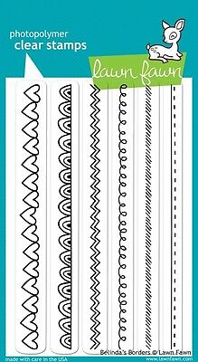 Lawn Fawn Stamp Set - Belinda's Borders