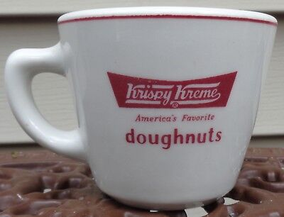 JACKSON CHINA Coffee Cup KRISPY KREME DOUGHNUTS