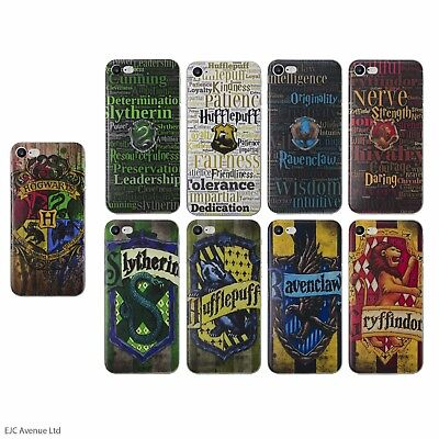 Harry Potter Case/Cover For iPhone 5c/5/5s/SE/6/6s/7/8 Plus / Screen Protector