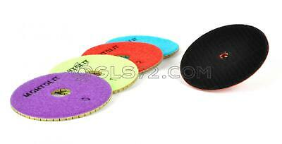 Diamond Grinding And Polishing Pads With Velcro Montolit Pads Pdr