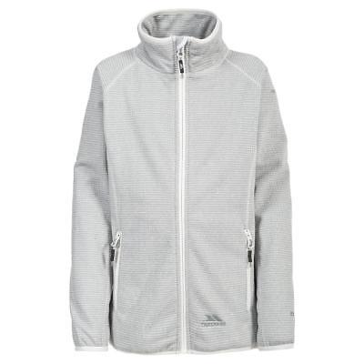 Trespass Mili Girls Fleece Full Zip