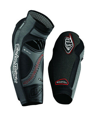 Troy Lee Designs 5550 Long Elbow Guards Black