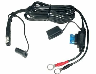 """Powerlet Luggage External Cable SAE Battery Lead 48"""""""
