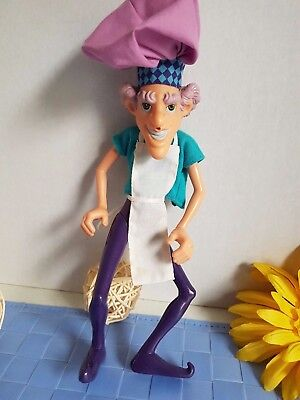 Vtg 1981 Strawberry Shortcake Doll Purple PieMan with Original Clothing AGC