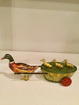 Lehmann - Quack-Quack und Paak-Paak - Made in Germany - ab 1910