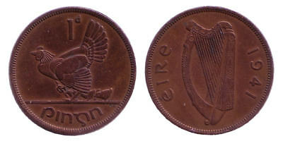 Irland 1 Penny 1941