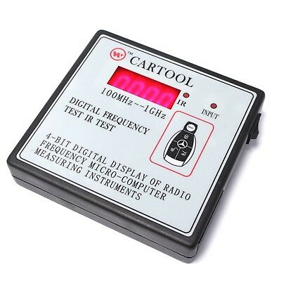 CablematicChecker digital RF frequency 100MHz-1000MHz with support infrared I...