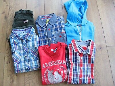 Boys Clothes Bundle Lot Joules John Lewis La Redoute M&s Designer Spy Denim Age