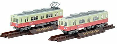 Tomytec 282495 Takamatsu Kotohira Electric Railway Type 600 2 Cars (N scale)