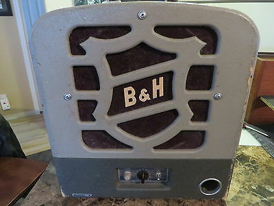 Film sound speaker DES 202/285 B2 vintage  Bell & Howe  working condition
