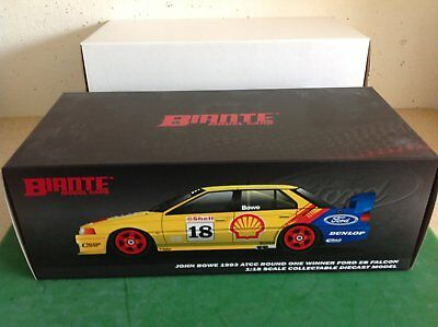 1/18 – John Bowe 1993 Ford EB Falcon Round one Winner
