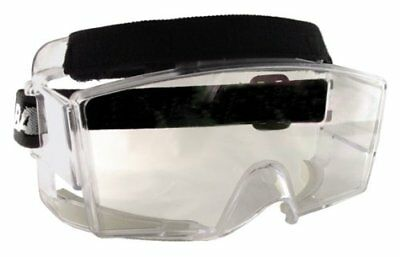 Bangerz Over-the-Glasses Eyeguard - Clear