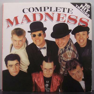 (o) Madness - Complete Madness (Italy) [MINT-/EX+]