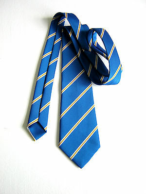 PROMOTIONAL IDENTILY TIES NUOVA NEW VINTAGE 80  Originale  MADE IN ENGLAND