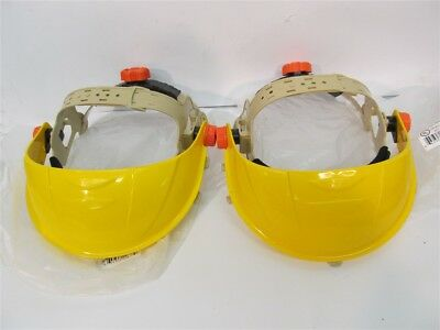 Gateway Safety Inc. / Venom 677, H.D. Polyethylene Headgear-Headgear Only-2 Each