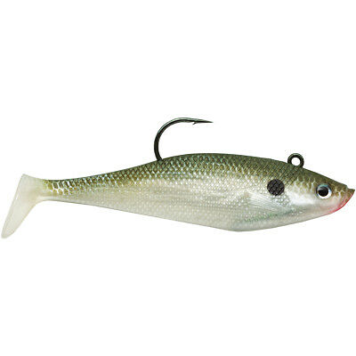 Storm Wildeye Swim Shad 3-inch Fishing Lures (3-Pack) - Olive Shad