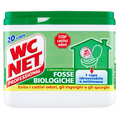 Wc Net Fosse Biologiche - 360 gr