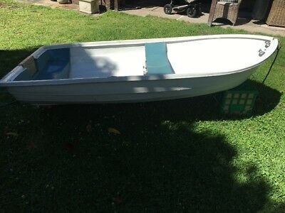 Boat, tender, car topper 8ft