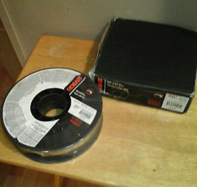 """Hobart ER 70S-6 MIG Wire .035 X 10 Lb (8"""") Spool"""