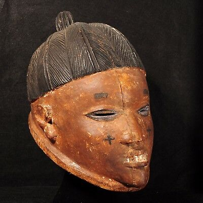 A Very Fine Late 19th Century Yoruba Gelede Mask - Exceptional