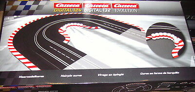 Carrera Evolution Digital 132  200 20613 Haarnadelkurve