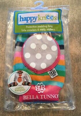 Bella Tunno Happy Knees Protective Padding For Little Crawlers And Early Walkers