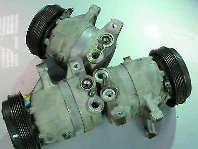 Holden Commodore Vt Vx Vu Vy Wh Wk V6 Ac Compressor Pump Genuine