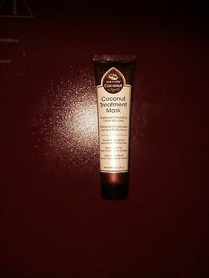 one n only coconut argan oil coconut treatment mask