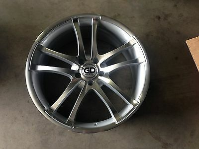 20x8.5 inch Alloy Wheels Rims Brand NEW 5x114.3 JDM Territory Falcon Ford