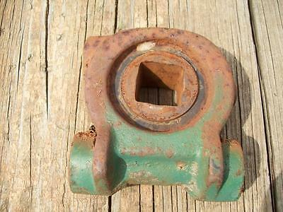 John Deere RWA Disc ;  Disc Gang Shaft Used Bearing and Housing