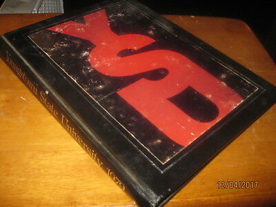 Youngstown State University Yearbook Neon 1979 Edition