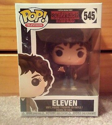 Funko Pop! Television Stranger Things Eleven # 545 Vinyl Figure Season 2