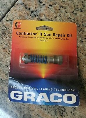 GRACO Contractor II & Spray Gun Repair Kit 287031