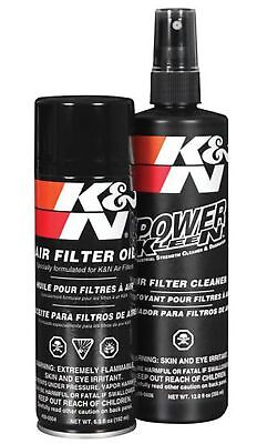 K&N Filters K&N Filter Care Service Kit Aerosol 99-5000 Free Shipping!